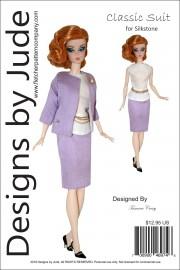 Classic Suit for Silkstone Barbie PDF