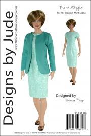 "Pure Style for 16"" Franklin Mint Princess Diana PDF"