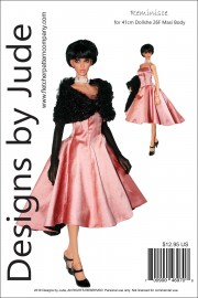 Reminisce for 41cm Dollshe Amanda 26F Body PDF